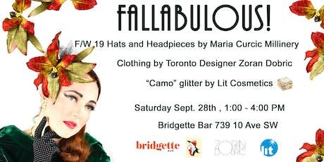 Fallabulous Fashions tickets