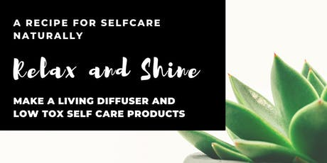 The Rise and Shine Workshop - at Natures Choice Health tickets