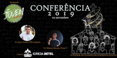 Conferência IPRJovem: O Poder Avivador Do Espírito Santo