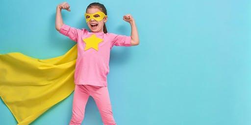 Who Wants to be a Superhero Acrobatics School Holiday Program at Lake Haven Library
