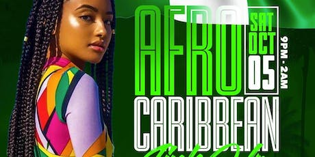 AFRO CARIBBEAN LINK UP tickets