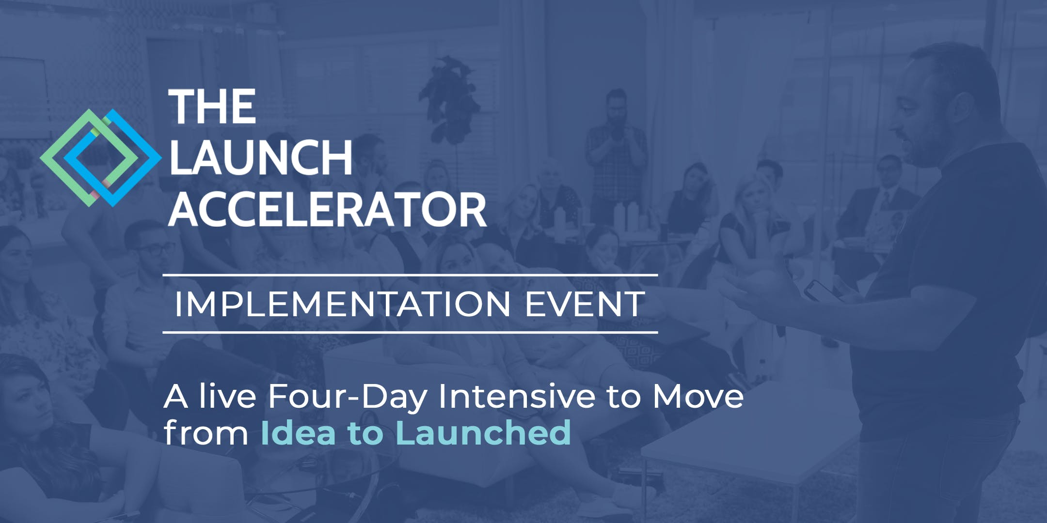 The Launch Accelerator Sprint Event 2019