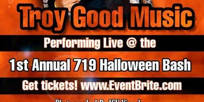 SIMBA CERTIFIED PRESENTS: The 1st Annual 719 Halloween Bash
