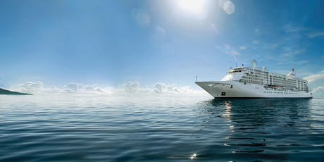 Regent Seven Seas Cruises New Season Launch - 2 & 6pm, Wednesday 9th October - Adelaide Town Hall tickets