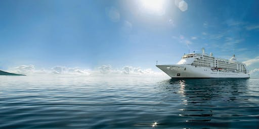 Regent Seven Seas Cruises New Season Launch - 2 & 6pm, Wednesday 9th October - Adelaide Town Hall