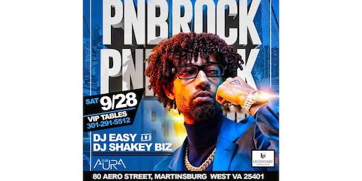 Club Aura Presents PnB ROCK