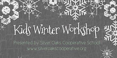 Kids Winter Craft Workshop tickets