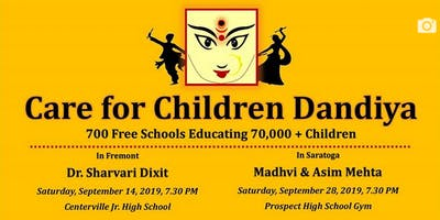 Dandiya Raas - Care For Children
