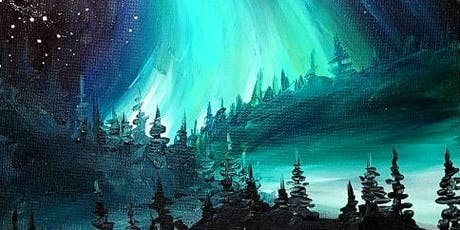 "Paint ""Magic Night"" in Richmond (Steveston) SUNDAY Funday Afternoon tickets"