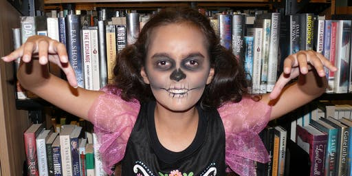 Halloween @ Spearwood Library - Kids Event