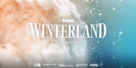 Sierra Nevada Spotlight: Teton Gravity Research- Winterland- Chico, CA tickets