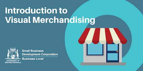 Introduction to Visual Merchandising tickets