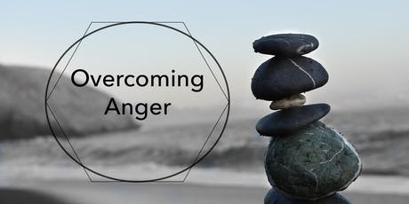 Overcoming Anger - Saturday Course  tickets