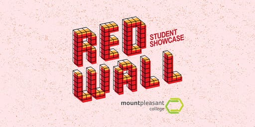 Red Wall Student Showcase