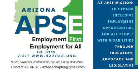 Second Annual Arizona APSE Annual Meeting tickets