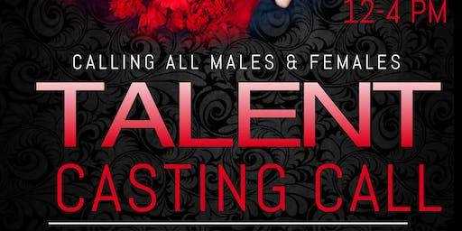 Talent Casting Call