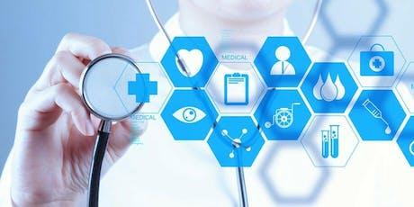 Digital Health Industry Awareness Talk tickets
