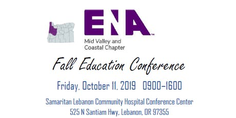 MVCC ENA Fall Education Day 2019 tickets