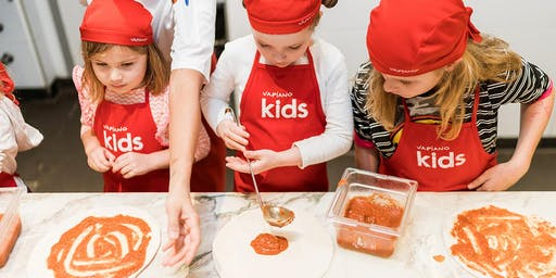 Vapiano Garden City Pizza Kids