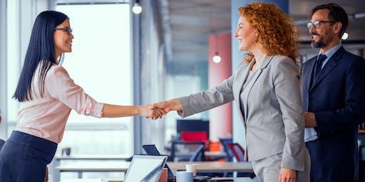 Women in  Leadership Negotiation Master Class