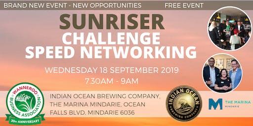 Free Networking Business Sunriser