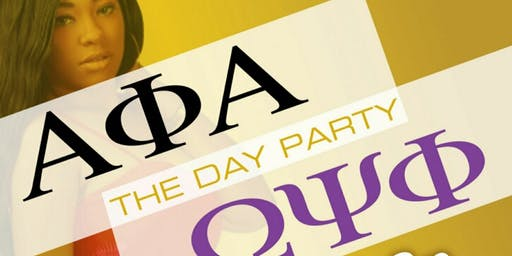 2019 Alpha & Omega: The Day Party