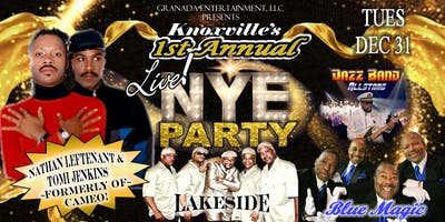KNOXVILLE'S 1ST ANNUAL NYE PARTY - LIVE!