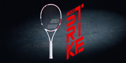 Babolat Demo Day at Flamingo Park -  NEW 2020 Pure Strike!  Free Swagggg!!!
