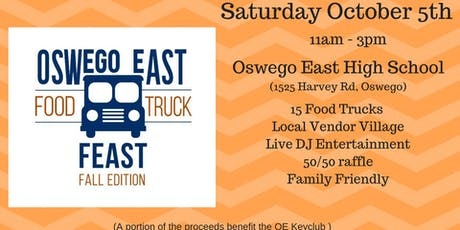 Oswego East Food Truck Feast - Fall Edition tickets
