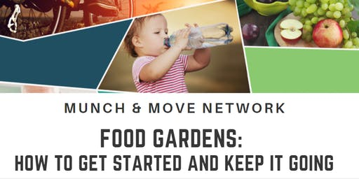 Munch & Move Network: Food Gardens - Nowra