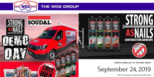 Soudal Demo Day at The WDS Group