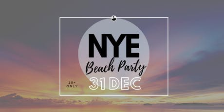 Copy of NYE Paradise Party tickets