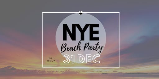 Copy of NYE Beach Party