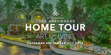 45th Annual Lake Arrowhead Home Tour tickets