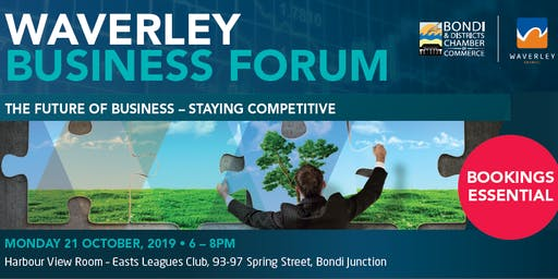 The Future Of Business - Staying Competitive  !