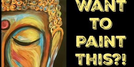 "Paint the ""Buddha"" in Gastown! Sky Train Friendly venue tickets"