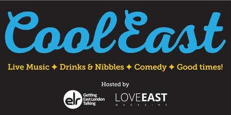 Cool East - A Party celebrating East London tickets