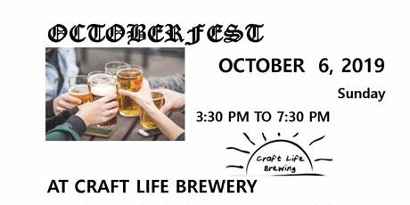 Octoberfest  Party — Central Pasco Democrats tickets
