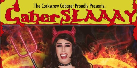 CaberSLAAAY by Corkscrew Cabaret tickets