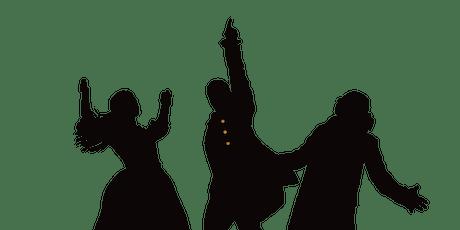 Seventeen. Se- se- seventeen…th Hamiltunes Dallas! tickets