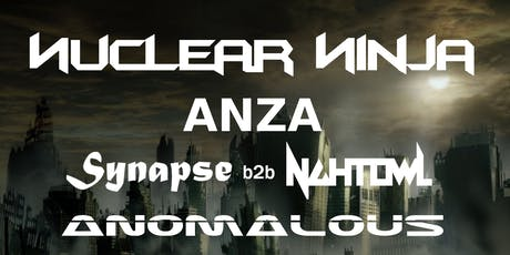 Nuclear Ninja, ANZA, Synapse the Wizard, Anomalous tickets