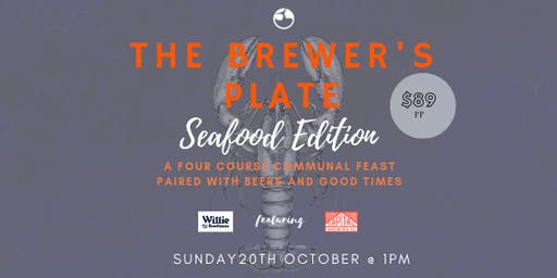 The Brewer's Plate - Seafood Edition