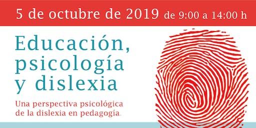 Educación, Psicología y Dislexia