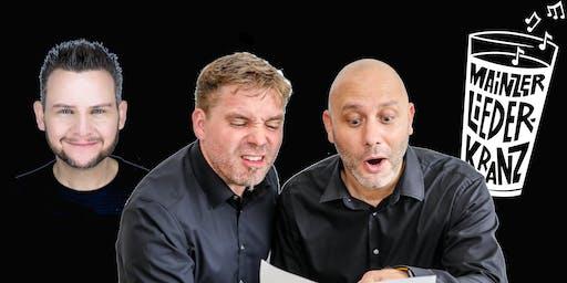 Mainzer Liederkranz  mit Tobias Mann am 11.01.2020 in Nieder-Olm