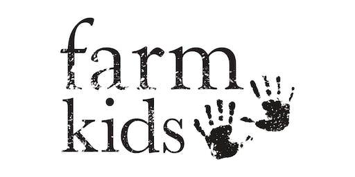 Farm Kids Bees Workshop