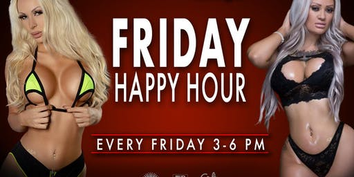 Friday Happy Hour at Crazy Horse 3!