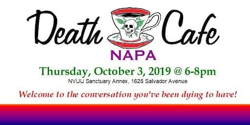Death Cafe Napa