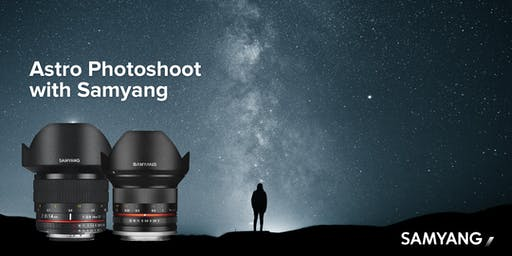 Astro Photoshoot with Samyang - NSW