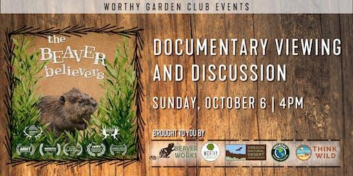 Beaver Believers Documentary Viewing