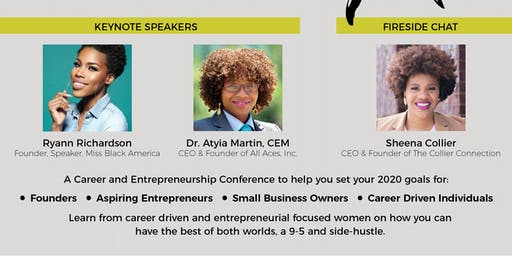 2nd Annual HUSTLEx2: CAREER AND ENTREPRENEURSHIP CONFERENCE